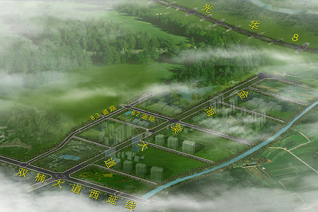 天府新区信息安全产业园配套基础设施 工程ppp项目工程简报( 2018年第图片